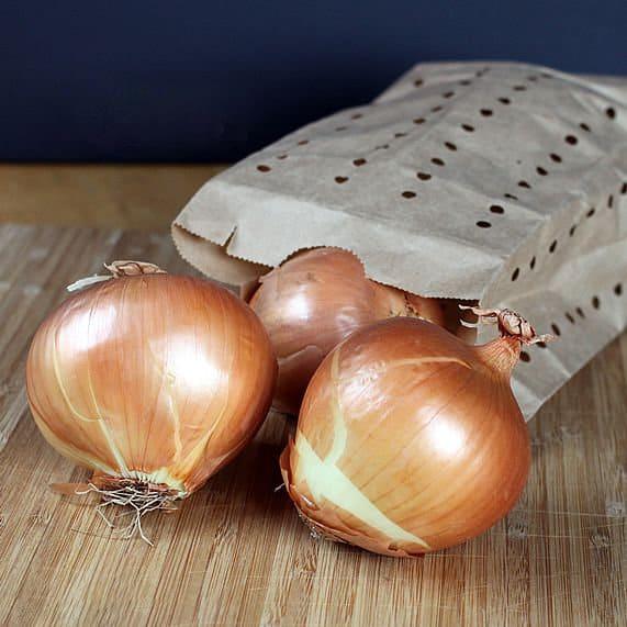 Cómo almacenar cebollas, ajo y chalotas 3