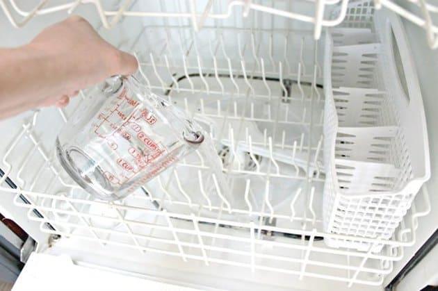 Como limpiar el lavavajillas