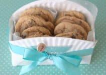 Una manera bonita e ingeniosa de envolver galletas caseras 3
