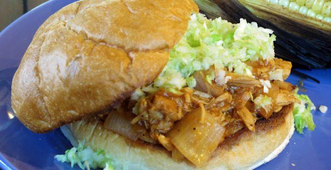 Receta para sándwiches de pollo asado en tiras 9