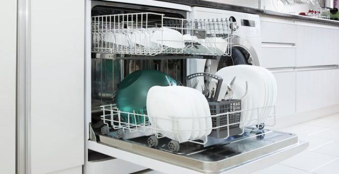 Cómo limpiar un lavavajillas 2