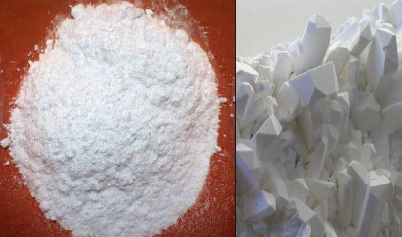 usar borax para quitar la grasa de los armarios de cocina