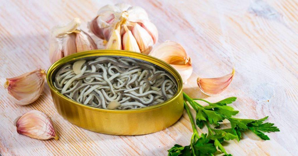 Como se cuecen las anguilas?  7 recetas fáciles