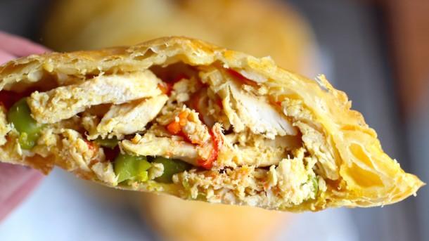 Pollo de pollo colombiano
