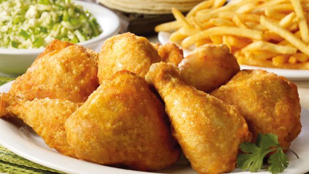 pollo camper
