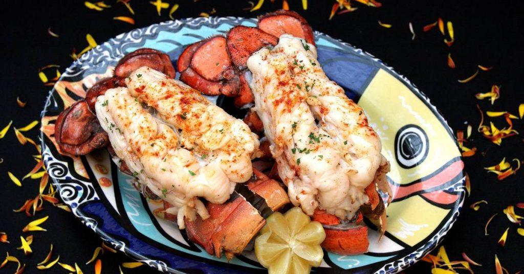 Colas de mar, receta gallega