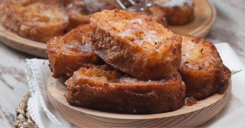 Otras maneras de hacer pan tostado de miel
