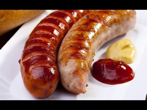 como cocinar embutido alemán