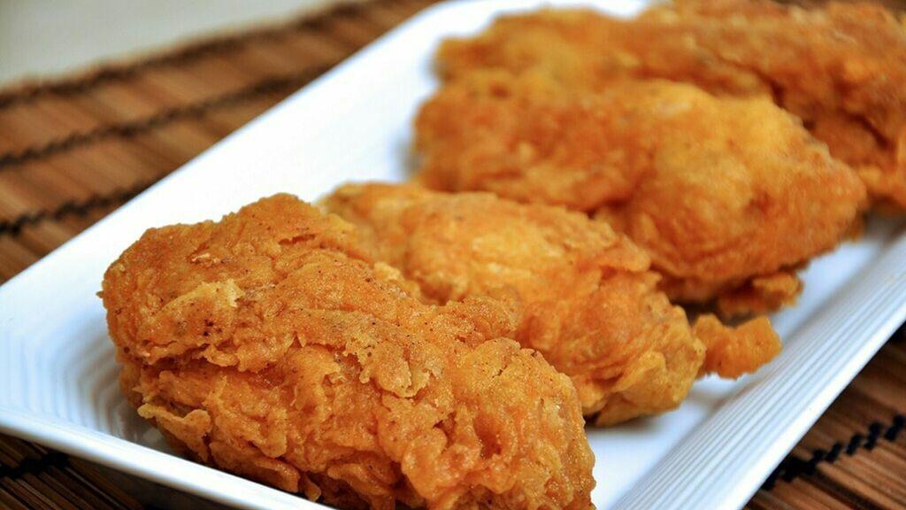 Pollo de Kentucky