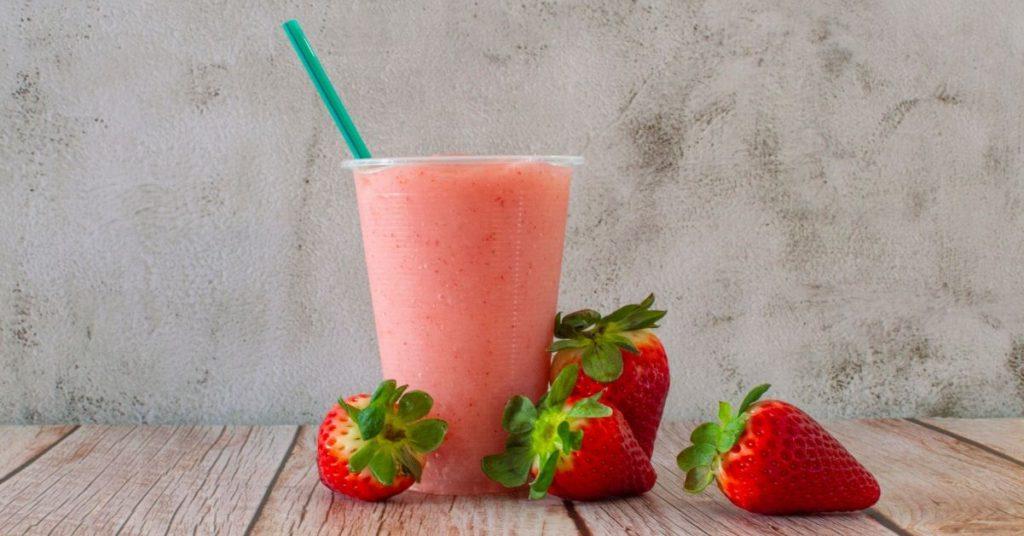 Batido de fresas Thermomix: ideal para días calurosos